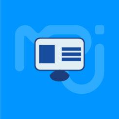 immagine del prodotto visualizzatore multimediale